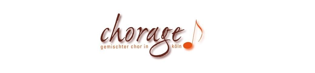 Chorage Köln